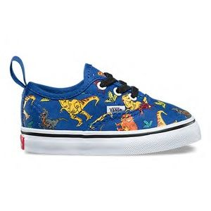 Vans Dinosaurs Sneakers Toddler Size 6